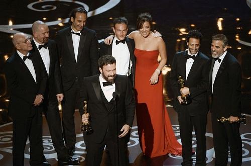 2013年 第85回 アカデミー賞の様子